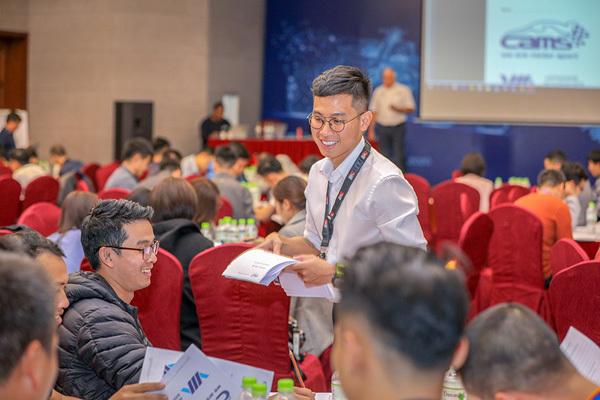 1.000 tình nguyện viên đã sẵn sàng cho chặng đua F1 Việt Nam-7