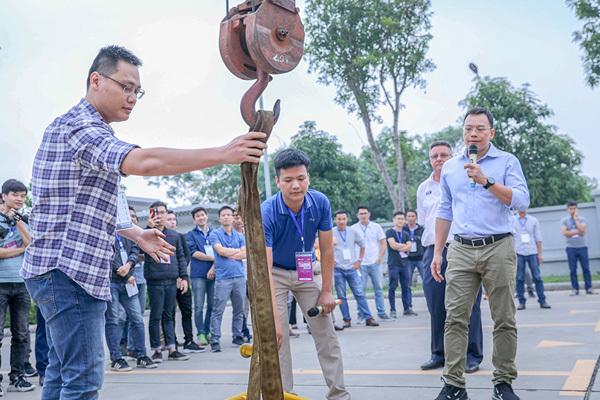 1.000 tình nguyện viên đã sẵn sàng cho chặng đua F1 Việt Nam-8