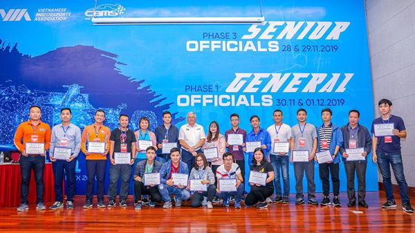 1.000 tình nguyện viên đã sẵn sàng cho chặng đua F1 Việt Nam-9