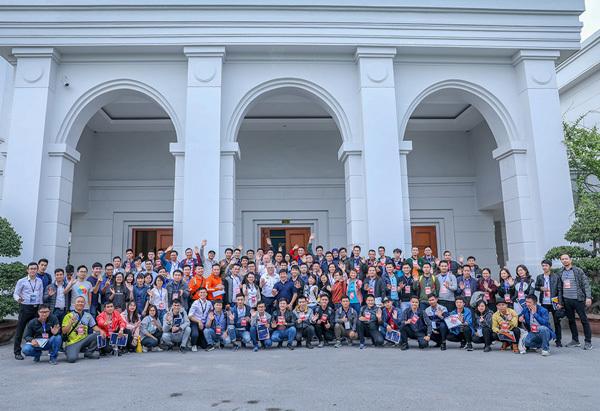 1.000 tình nguyện viên đã sẵn sàng cho chặng đua F1 Việt Nam-10