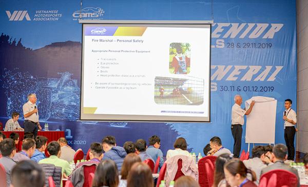 1.000 tình nguyện viên đã sẵn sàng cho chặng đua F1 Việt Nam-1