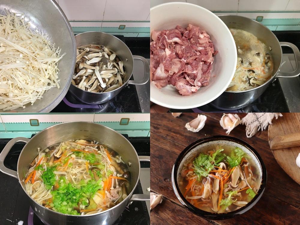 Bữa tối đầu tuần thanh nhẹ với thực đơn hai món nấu nhanh ăn ngon-2