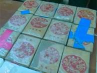 Hàng chục bánh heroin có chữ Trung Quốc trôi dạt vào biển: Dân nhặt được tưởng... bánh kẹo