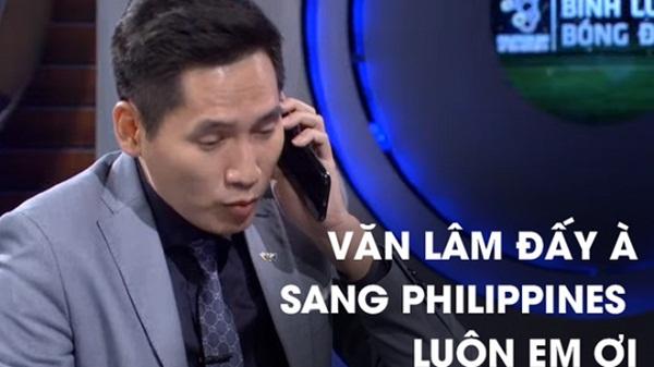 Minh oan hành động đá xoáy Bùi Tiến Dũng của BTV Quốc Khánh: Cuộc gọi ấy có thật nhưng chiếc điện thoại không phải của nam MC-1