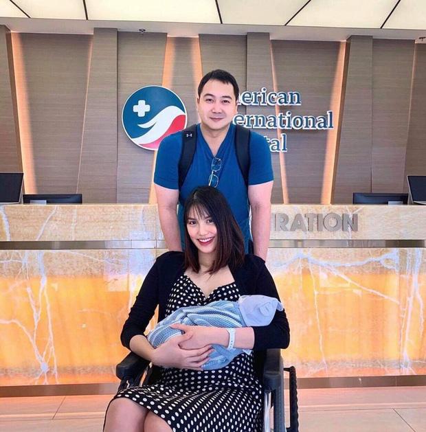 Vừa vượt cạn thành công, những mỹ nhân Việt này đã gây chú ý với màn tái xuất ngoại hình gây thán phục-4