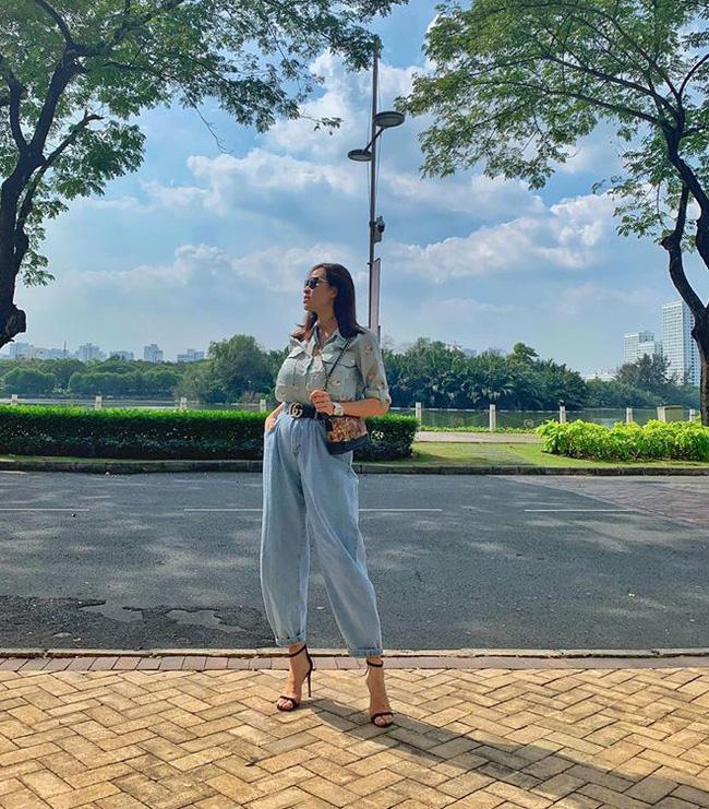 Vừa vượt cạn thành công, những mỹ nhân Việt này đã gây chú ý với màn tái xuất ngoại hình gây thán phục-7