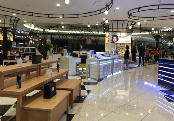 Thất vọng Aeon Mall Hà Đông, khai trương rồi hàng đóng cửa im lìm-7