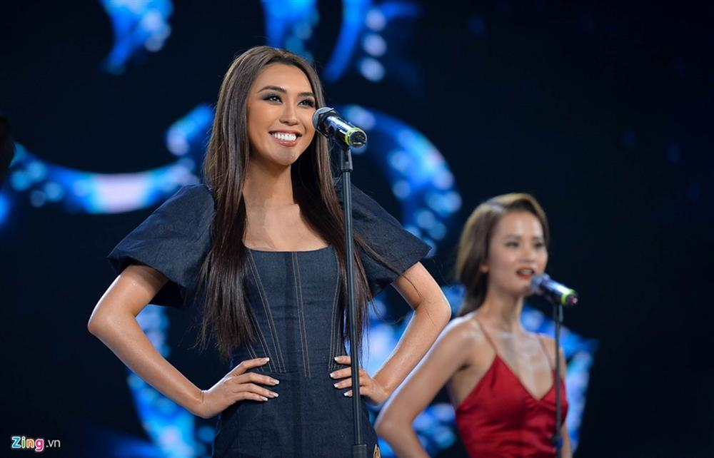 Nhan sắc thí sinh có nụ cười đẹp nhất Hoa hậu Hoàn vũ Việt Nam-1