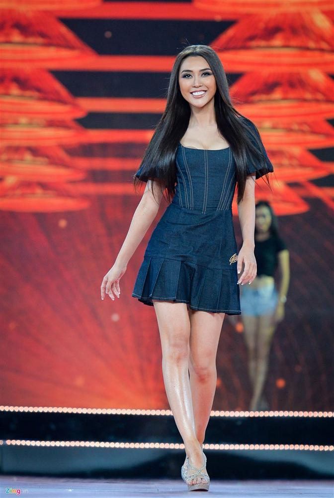 Nhan sắc thí sinh có nụ cười đẹp nhất Hoa hậu Hoàn vũ Việt Nam-2
