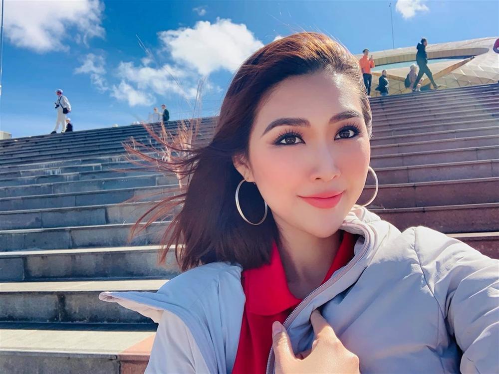 Nhan sắc thí sinh có nụ cười đẹp nhất Hoa hậu Hoàn vũ Việt Nam-10