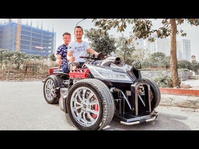 4 đại gia Việt sở hữu mô tô đắt nhất, người thứ 2 có chiếc siêu xe rất lạ-6