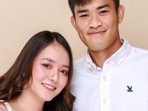 Bạn gái chăm diện áo tắm khoe dáng của tiền vệ Thái Lan