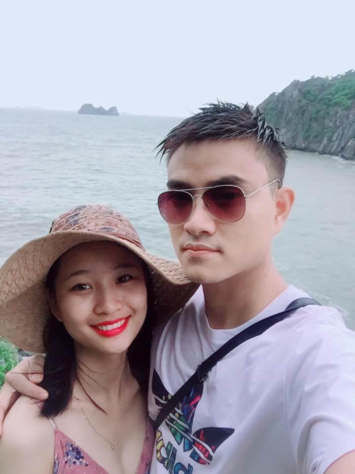 Nhan sắc của vợ hot boy đấu kiếm Vũ Thành An ở SEA Games-5