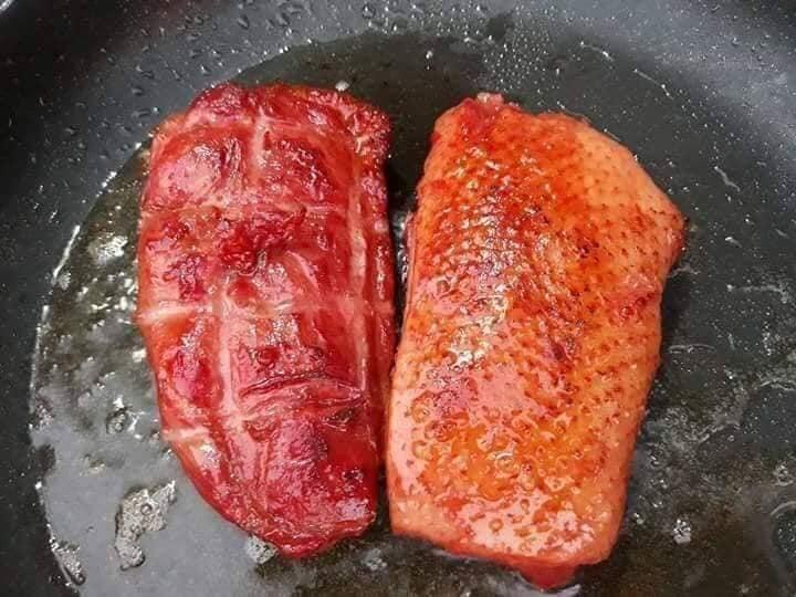 Thịt ngỗng Nga hun khói đổ bộ, nhậu Tết hàng ngoại giá siêu rẻ-3