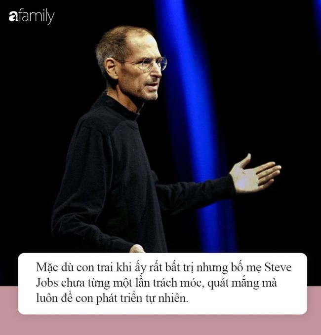 Nếu con nghịch ngợm, kém cỏi hay lười biếng, đừng vội tuyệt vọng bởi chính Albert Einstein và Steve Jobs cũng từng như thế-1