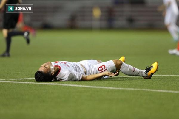 Đá trận tệ nhất dưới thời thầy Park, U22 Việt Nam tìm được chiến thắng may mắn phút cuối-1