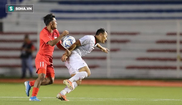 Đá trận tệ nhất dưới thời thầy Park, U22 Việt Nam tìm được chiến thắng may mắn phút cuối-2