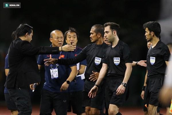 Đá trận tệ nhất dưới thời thầy Park, U22 Việt Nam tìm được chiến thắng may mắn phút cuối-4