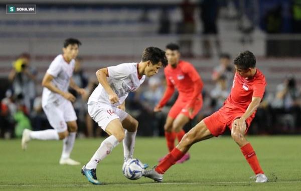 Đá trận tệ nhất dưới thời thầy Park, U22 Việt Nam tìm được chiến thắng may mắn phút cuối-6