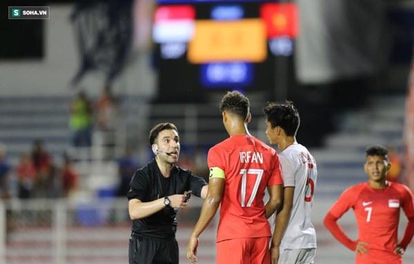 Đá trận tệ nhất dưới thời thầy Park, U22 Việt Nam tìm được chiến thắng may mắn phút cuối-7