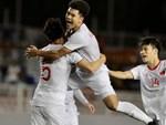 Đức Chinh đánh đầu mang về trận thắng cho U22 Việt Nam trước Singapore-1