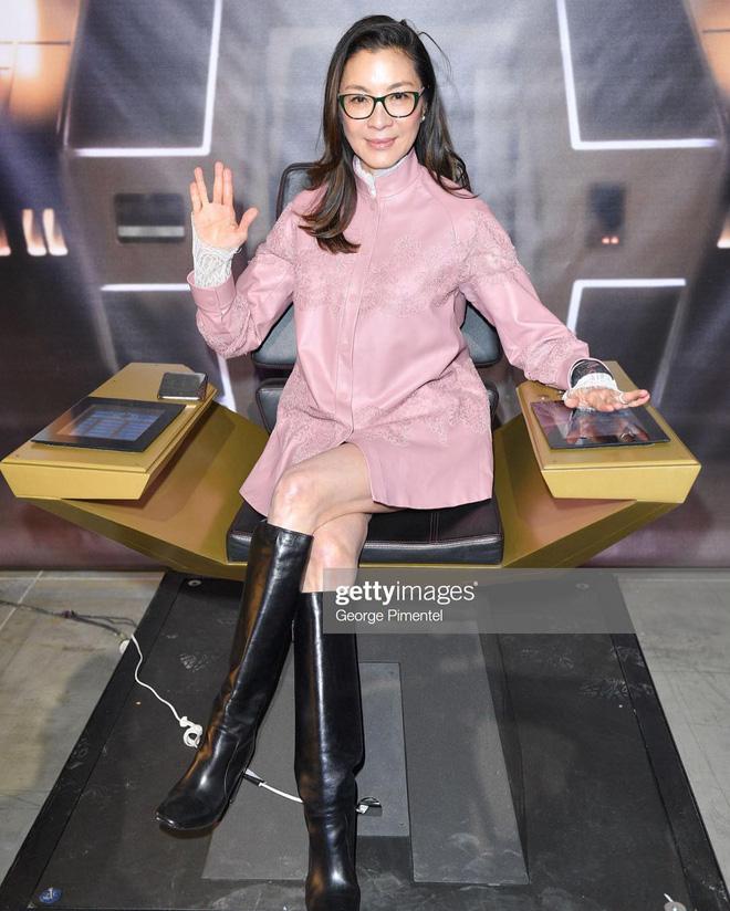 Dương Tử Quỳnh: Từ Hoa hậu trở thành đả nữ nổi tiếng thế giới, cả đời không thể sinh con-12