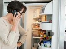 4 dấu hiệu tủ lạnh đang