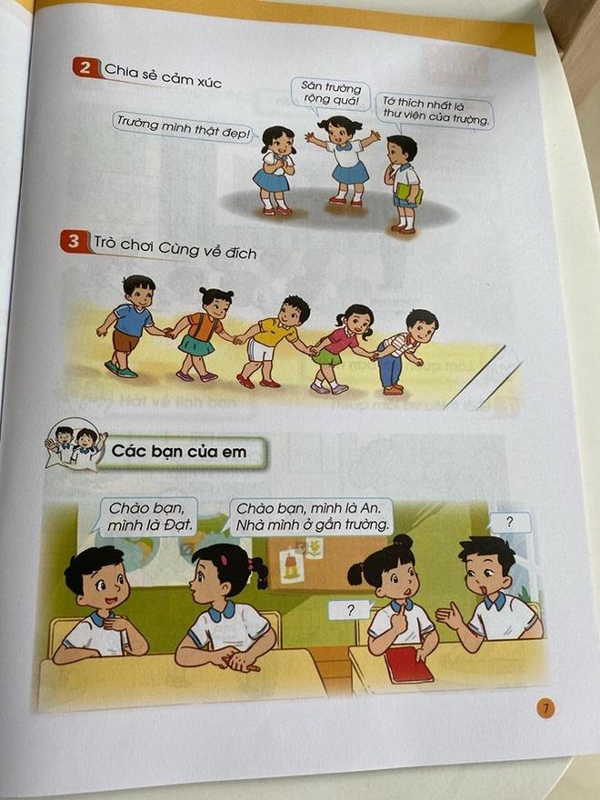 Những trang đầu tiên trong bộ sách giáo khoa mới-3