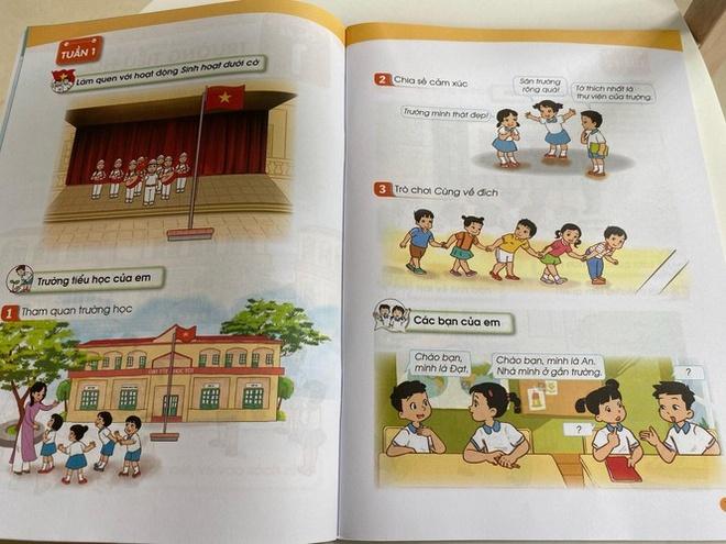 Những trang đầu tiên trong bộ sách giáo khoa mới-4