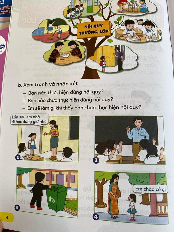 Những trang đầu tiên trong bộ sách giáo khoa mới-5