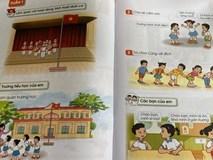 Những trang đầu tiên trong bộ sách giáo khoa mới