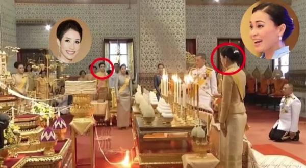 Tiết lộ khoảnh khắc bất thường của Hoàng quý phi Thái Lan trước khi bị phế truất, chứng tỏ việc tranh sủng với Hoàng hậu là có thật-3