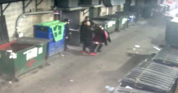 Bảo vệ đứng nhìn khi nữ du khách bị tấn công tình dục-1