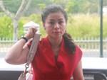 Bà Thảo tiếp tục nói HĐXX đang xử ép, ông Vũ chia sẻ: Nếu đúng luật cha mẹ qua phải 50% lận, cô ấy nói giống như chồng mình đi ở đợ-12
