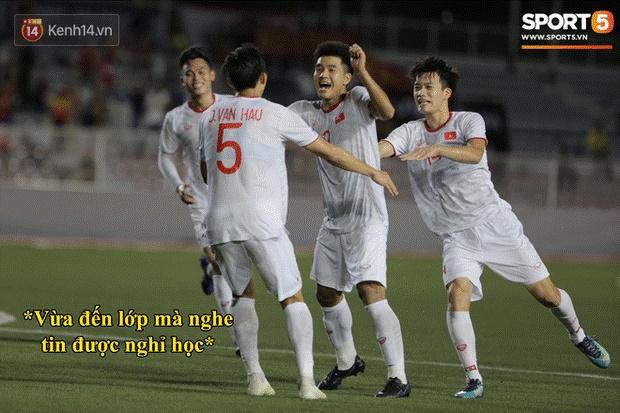 Loạt ảnh chế đội tuyển Việt Nam nở rộ sau trận gặp Singapore: Quang Hải, Chinh Đen cùng loạt biểu cảm không thể nào đắt giá hơn!-1