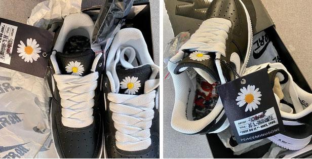 Kỳ Duyên sắm đôi sneakers hoa cúc chục triệu: Mừng rớt nước mắt nhưng chỉ mong nó cũ nhanh lên cho tôi nhờ-3