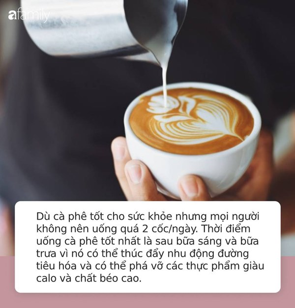 Cà phê là đồ uống ngon nhưng 6 nhóm người này không nên uống nhiều vì có thể làm hại tim, gan, dạ dày-1