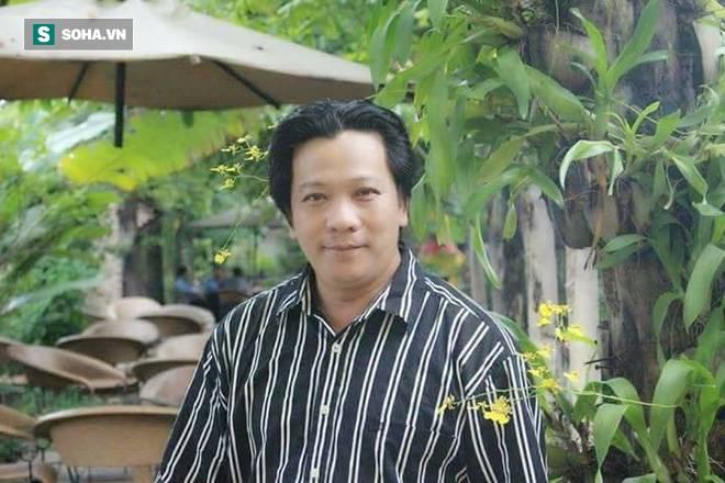 Nghệ sĩ Minh Hòa chạy xe ôm lấy tiền nuôi gia đình: Bị khách chửi, tôi tủi thân rơi nước mắt-1