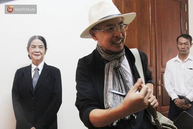 Bà Thảo tiếp tục nói HĐXX đang xử ép, ông Vũ chia sẻ: Nếu đúng luật cha mẹ qua phải 50% lận, cô ấy nói giống như chồng mình đi ở đợ-5