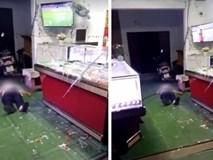 Vụ 2 vợ chồng già trông tiệm vàng bị cướp tấn công khi đang xem bóng đá, cụ ông bị đâm gục tại chỗ: Đã bắt được nghi phạm gây án