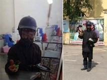 Hà Nội xuất hiện đối tượng mặc đồ đen cầm tiền lẻ và đồ chơi đứng trước cổng trường nghi dụ dỗ trẻ em, phụ huynh hết sức cảnh giác