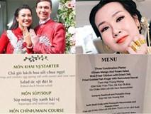 Lấy chồng ngoại quốc, Hoàng Oanh khao tiệc tinh tế, 2 sao Việt khác xa hoa đắt đỏ