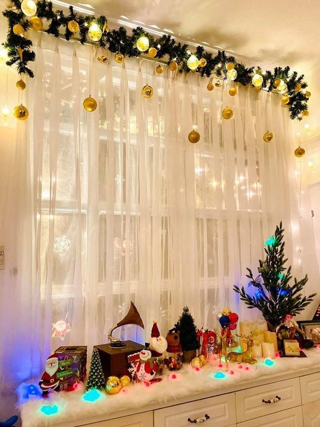 Biệt thự vợ chồng Thúy Hạnh trang hoàng lung linh đón Noel-7