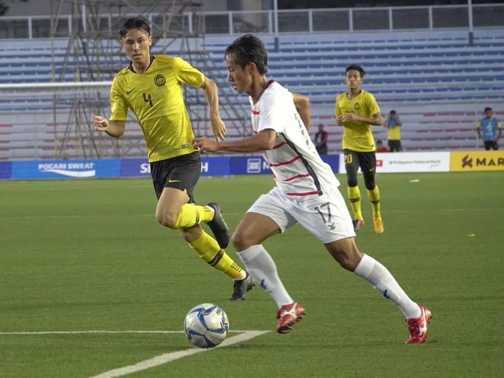 SỐC: U22 Campuchia chờ thầy trò ông Park ở bán kết sau màn nhấn chìm U22 Malaysia-2