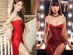 Hoa hậu Hoàn vũ đụng váy Ninh Dương Lan Ngọc: Phần thắng không ngờ thuộc về ngọc nữ Việt-10