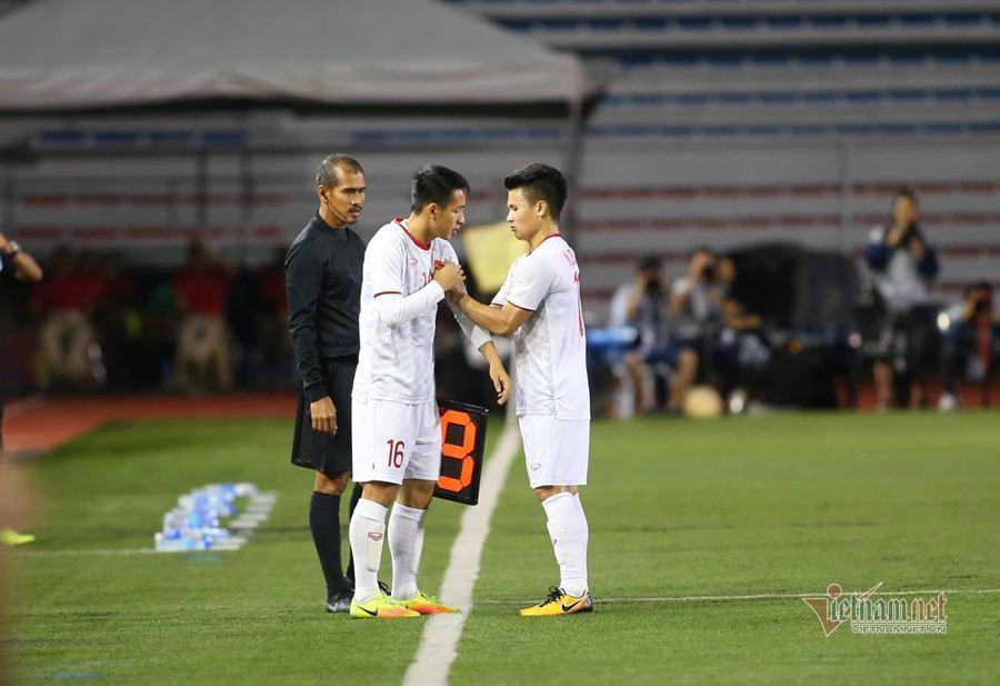 U22 Việt Nam đấu Thái Lan: Ai thay Quang Hải và đá sơ đồ nào?-1
