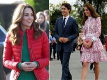 Vắng chồng, Công nương Kate vẫn tỏa sáng và có hành động thân mật khác thường với một người đàn ông nổi tiếng thu hút sự chú ý