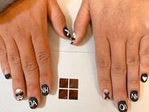 """Làm """"nail"""" viết tên vợ: Cách giữ chồng bá đạo đang được hội chị em chia sẻ tích cực"""