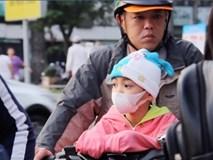 Người Sài Gòn co ro trong ngày lạnh 20 độ C