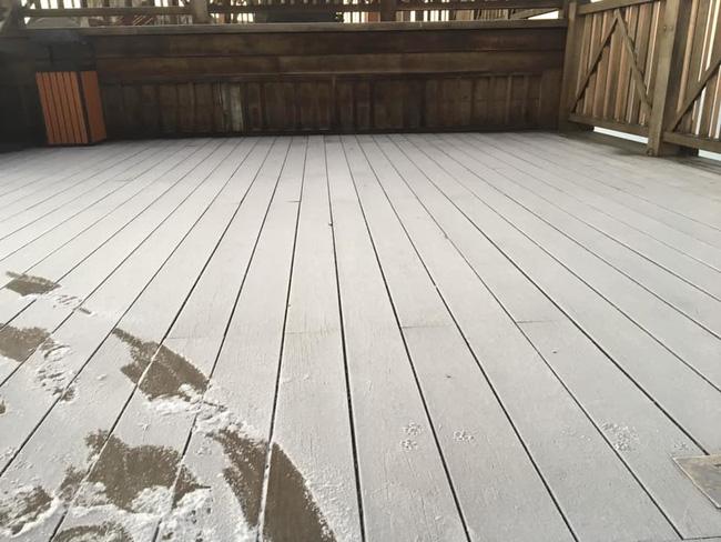 Băng tuyết đầu mùa phủ trắng đỉnh Fansipan, dự báo một mùa tuyết rơi đẹp đến ngỡ ngàng-9